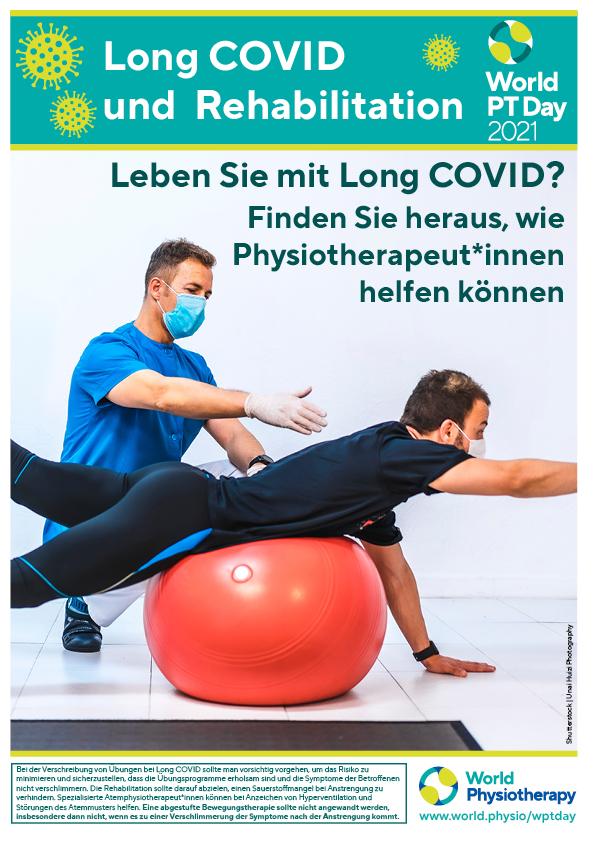 Lebens Sie mit Long COVID?